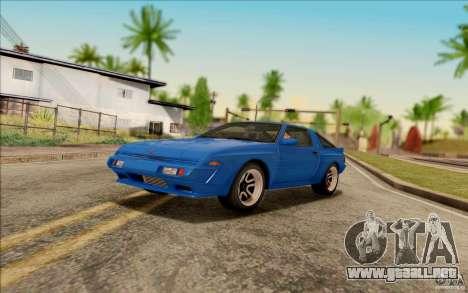 SA_DirectX 1.3 BETA para GTA San Andreas sucesivamente de pantalla