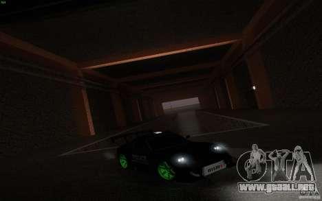 New SF Army Base v1.0 para GTA San Andreas séptima pantalla