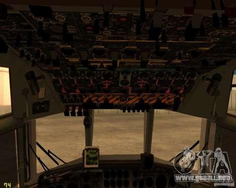 C-130 hercules para el motor de GTA San Andreas