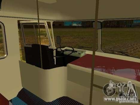 SURCO 672.60 al aire libre para visión interna GTA San Andreas