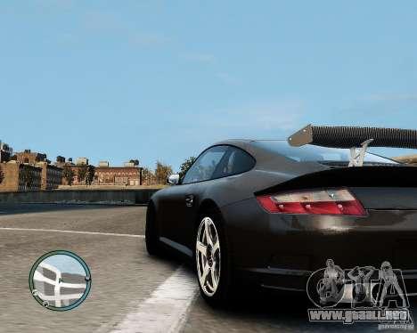 Ruf Rt 12 para GTA 4 vista hacia atrás