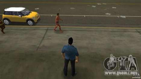 Freak para GTA Vice City segunda pantalla