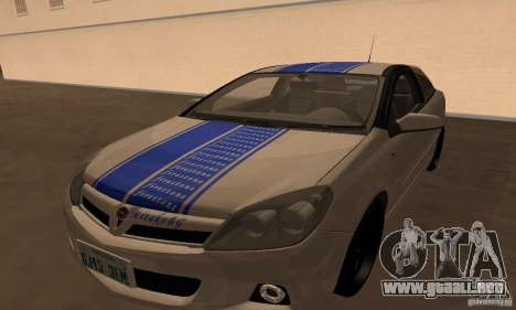 Opel Astra GTS para GTA San Andreas
