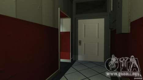 Retextured Lopez Apartment para GTA 4 adelante de pantalla