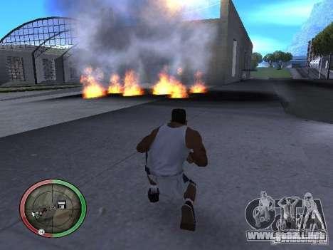 Dinamita MOD para GTA San Andreas séptima pantalla