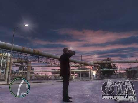 ENBSeries 0.079 SORA para GTA 4 novena de pantalla