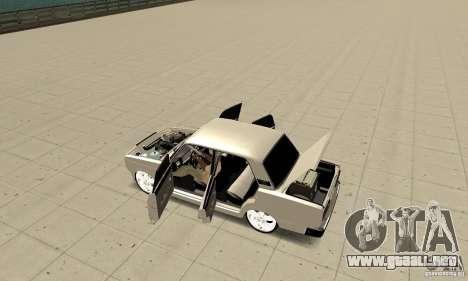 Abrir o cerrar el maletero para GTA San Andreas segunda pantalla