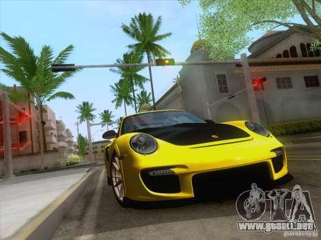 Realistic Graphics HD 5.0 Final para GTA San Andreas quinta pantalla