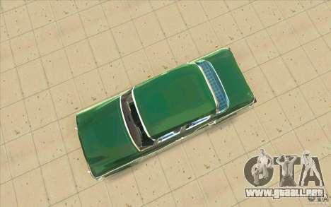 Studebaker Lark 1959 para la visión correcta GTA San Andreas