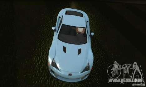 ENBSeries by dyu6 v4.0 para GTA San Andreas sexta pantalla