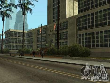 The Los Angeles Police Department para GTA San Andreas