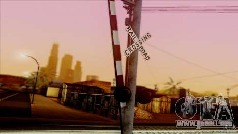SA Beautiful Realistic Graphics 1.5 para GTA San Andreas novena de pantalla