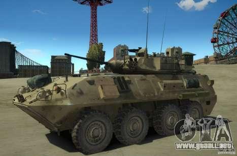Coyote Reconaissance Vehicle para GTA 4