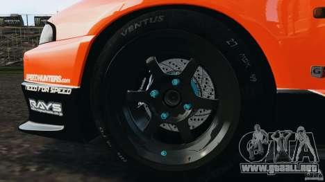 Nissan Skyline GT-R (R33) v1.0 para GTA motor 4
