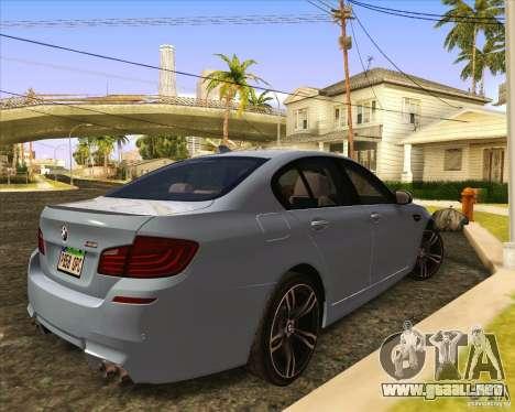 NFS The Run ENBSeries by Sankalol para GTA San Andreas sexta pantalla