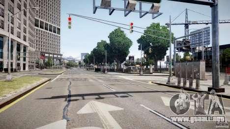 Realistic ENBSeries By batter para GTA 4 undécima de pantalla