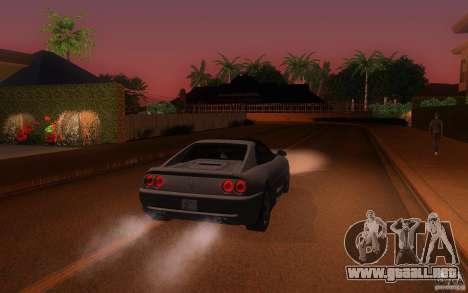 Ferrari F355 1994 para la visión correcta GTA San Andreas