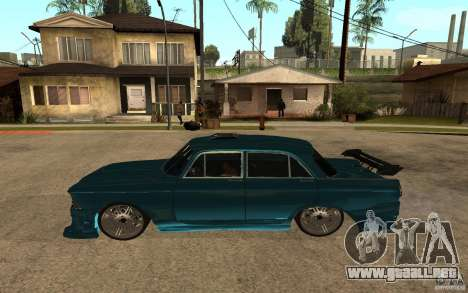 AZLK 412 Tuning para GTA San Andreas left