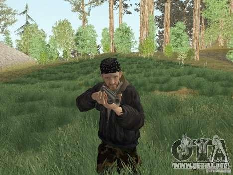 Hunting Mod para GTA San Andreas sexta pantalla