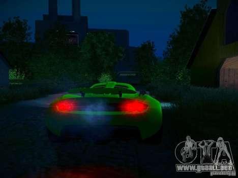 Hennessey Venom GT Spyder para el motor de GTA San Andreas