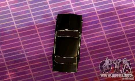 Nissan Skyline 2000-GTR para GTA San Andreas interior