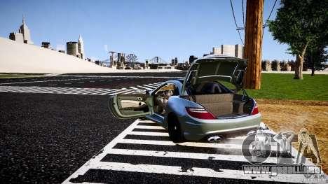 Mercedes-Benz SLK 2012 para GTA motor 4