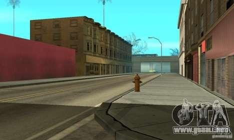 New Island para GTA San Andreas tercera pantalla