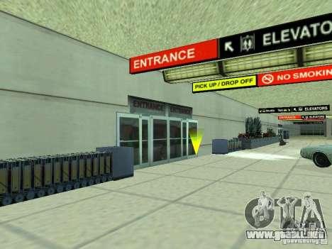 Home invasion para GTA San Andreas segunda pantalla