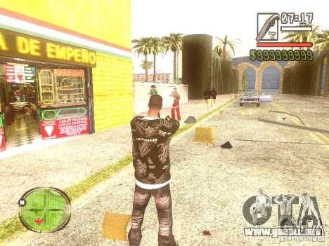 Wild Wild West para GTA San Andreas novena de pantalla