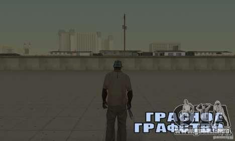 Sohranâjsâ donde quieras para GTA San Andreas quinta pantalla
