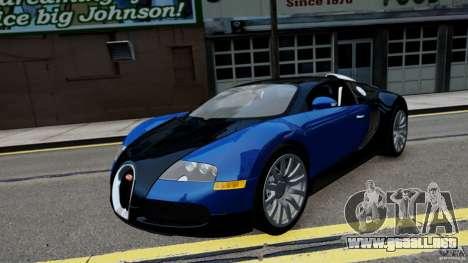 Bugatti Veyron 16.4 v1.0 wheel 2 para GTA 4