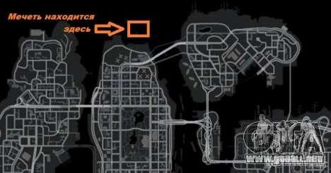Chechen Mod v1.0 para GTA 4 séptima pantalla