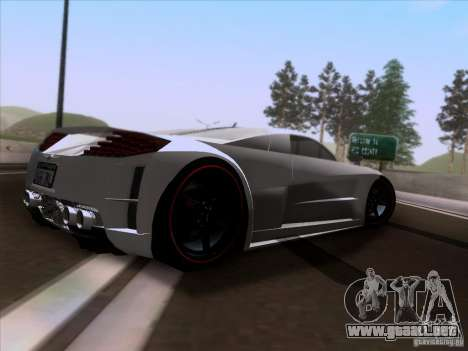 Chrysler ME Four-Twelve para la visión correcta GTA San Andreas