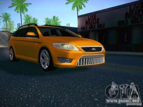 Ford Mondeo Sportbreak para GTA San Andreas