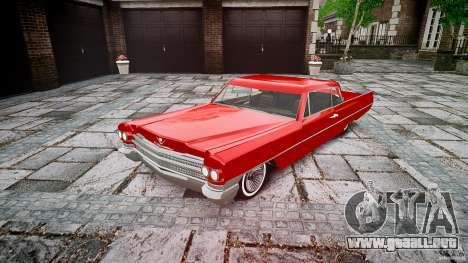 Cadillac De Ville v2 para GTA 4
