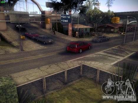 Todas Ruas v3.0 (Los Santos) para GTA San Andreas tercera pantalla