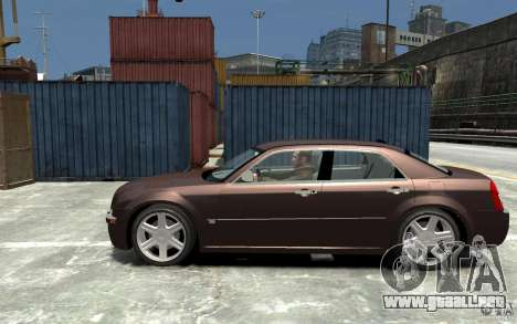 Chrysler 300C para GTA 4 left