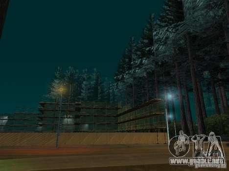 Bosque en Las Venturas para GTA San Andreas segunda pantalla