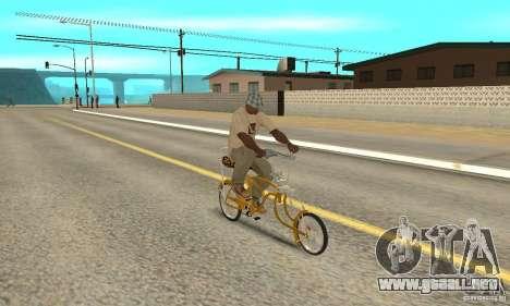 Lowrider para la visión correcta GTA San Andreas