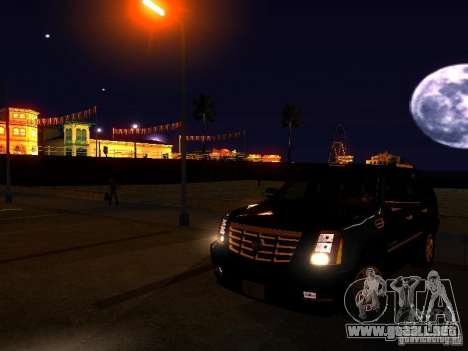 ENBSeries by JudasVladislav para GTA San Andreas quinta pantalla