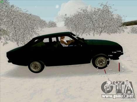 Dacia 1310 Sport para GTA San Andreas left