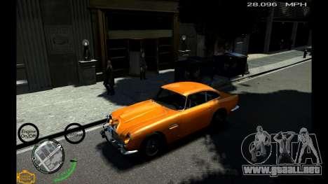 Luces de coche para GTA 4