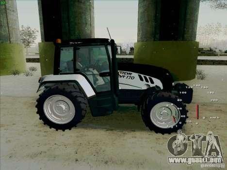 Steyr CVT 170 para GTA San Andreas left