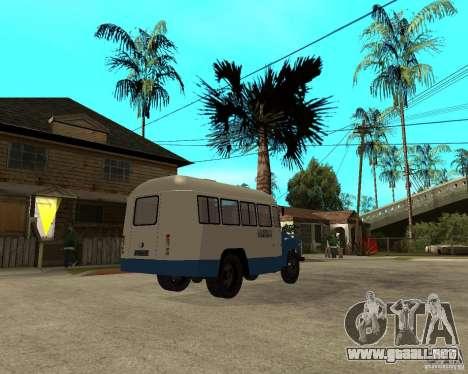 Kavz-685 para la visión correcta GTA San Andreas