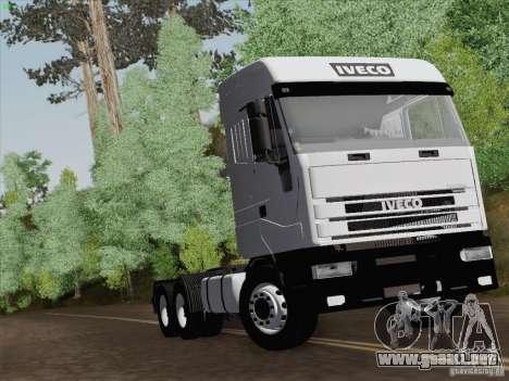 Iveco Eurostar para las ruedas de GTA San Andreas
