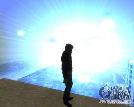 Prototype MOD para GTA San Andreas tercera pantalla