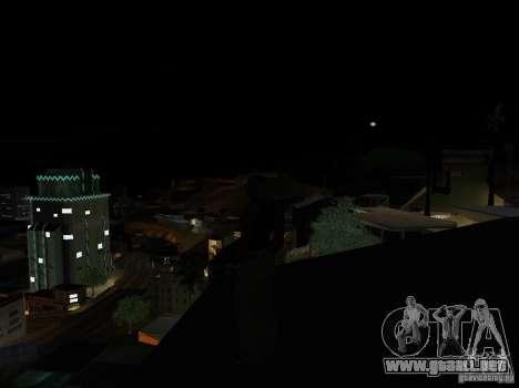 Realistic Night Mod para GTA San Andreas tercera pantalla