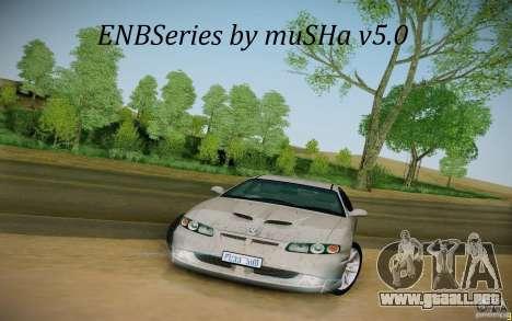 ENBSeries by muSHa v5.0 para GTA San Andreas