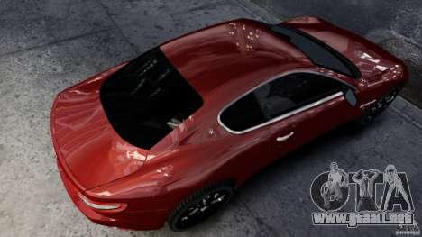 Maserati Gran Turismo 2008 Beta para GTA 4 left