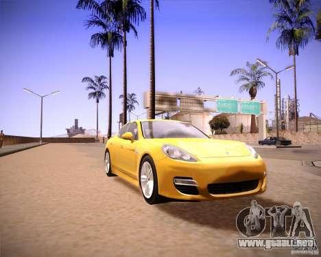 ENBseries by slavheg v2 para GTA San Andreas novena de pantalla